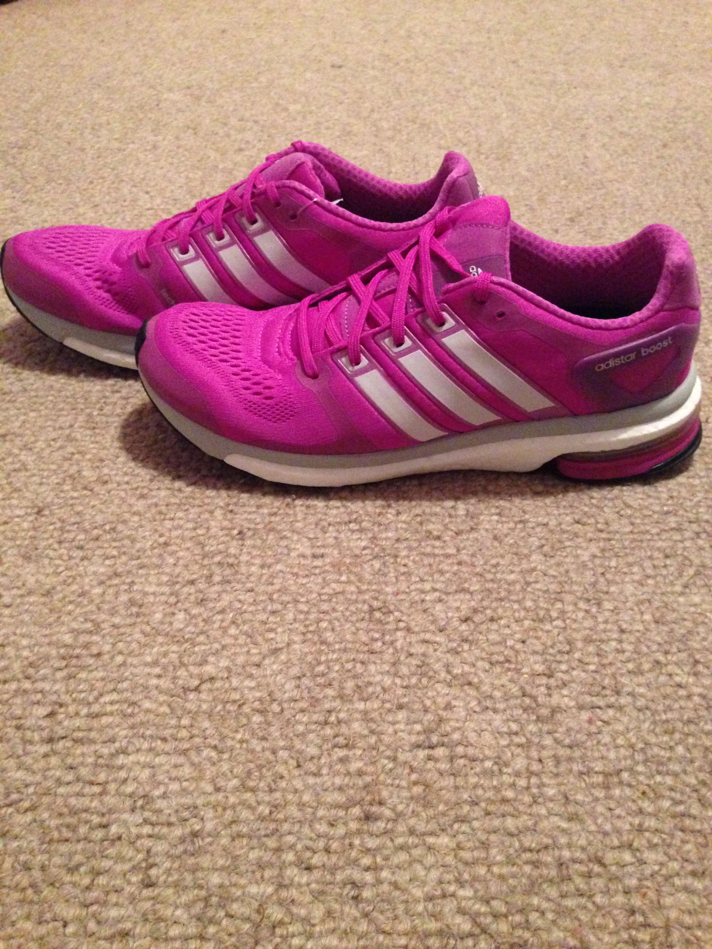 wholesale dealer dac2a 5ed8d Shoe Review Adidas Adistar Boostl